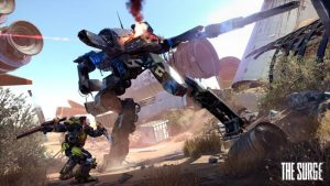 The Surge Review – Machines Dreaming of Electric Souls