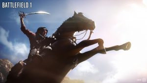 Battlefield 1 Teaser Hypes Fighting Alongside Lawrence of Arabia