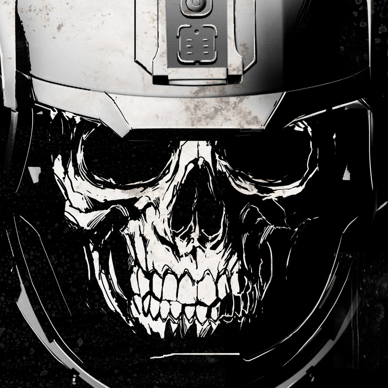 call of duty infinite warfare skull