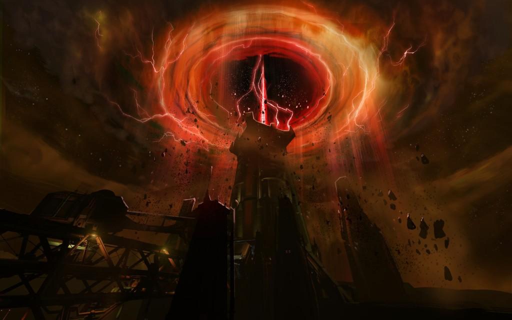 doom artwork