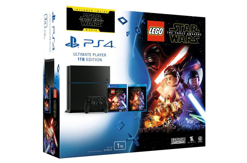 lego star wars ps4 bundle