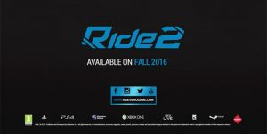 Ride 2 Coming to PS4, Xbox One, and PC This Fall