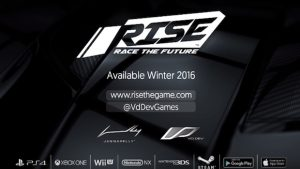 RISE: Race The Future Apparently Coming to Nintendo NX