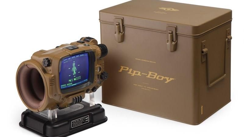 Fallout 4 Deluxe Bluetooth Pip-Boy Edition (1)