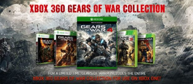 Gears of War 4_Gears of War collection