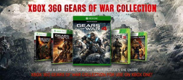 Gears of War 4_Gears of War collection