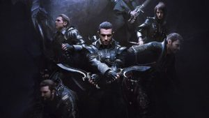 Kingsglaive: Final Fantasy 15 E3 Trailer Ignites the Fires of War