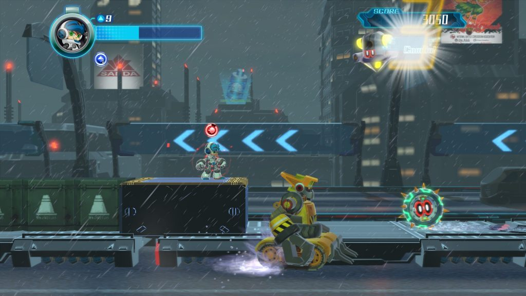 Mighty No 9 1