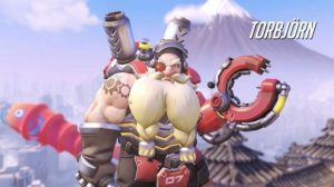 Overwatch's Torbjorn Being Nerfed on Xbox One and PS4