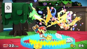 Paper Mario Color Splash Gets Two New Trailers, Looks Surprisingly Charming In Both