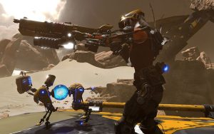ReCore Gameplay Revealed To Be Distinctly Meh