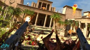 Serious Sam VR Interview: Sam Gets Seriously Virtual