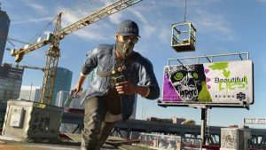 Watch Dogs 2's New Trailer Showcases NVIDIA GameWorks Effects