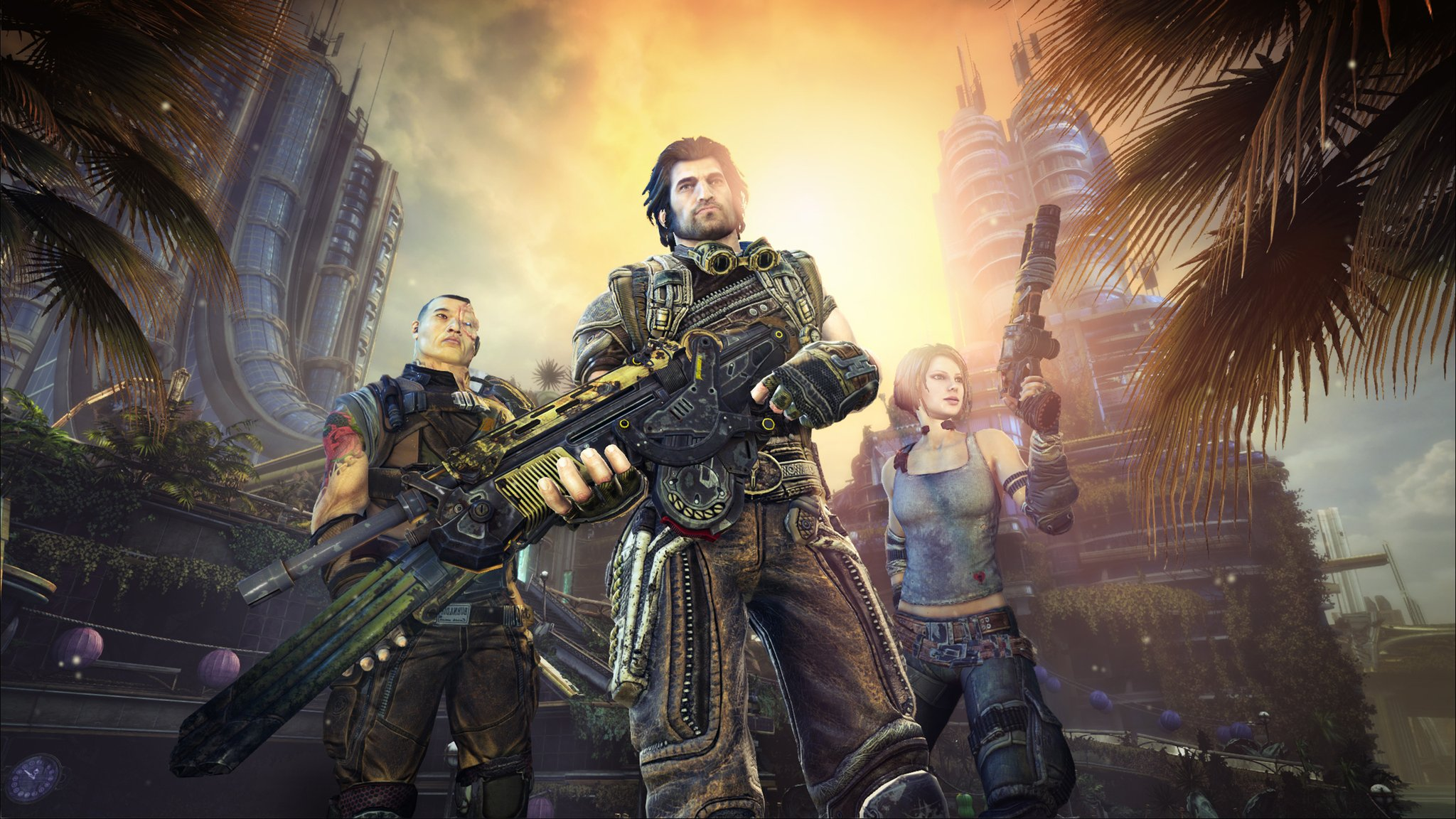 There may be a Bulletstorm remaster in the works