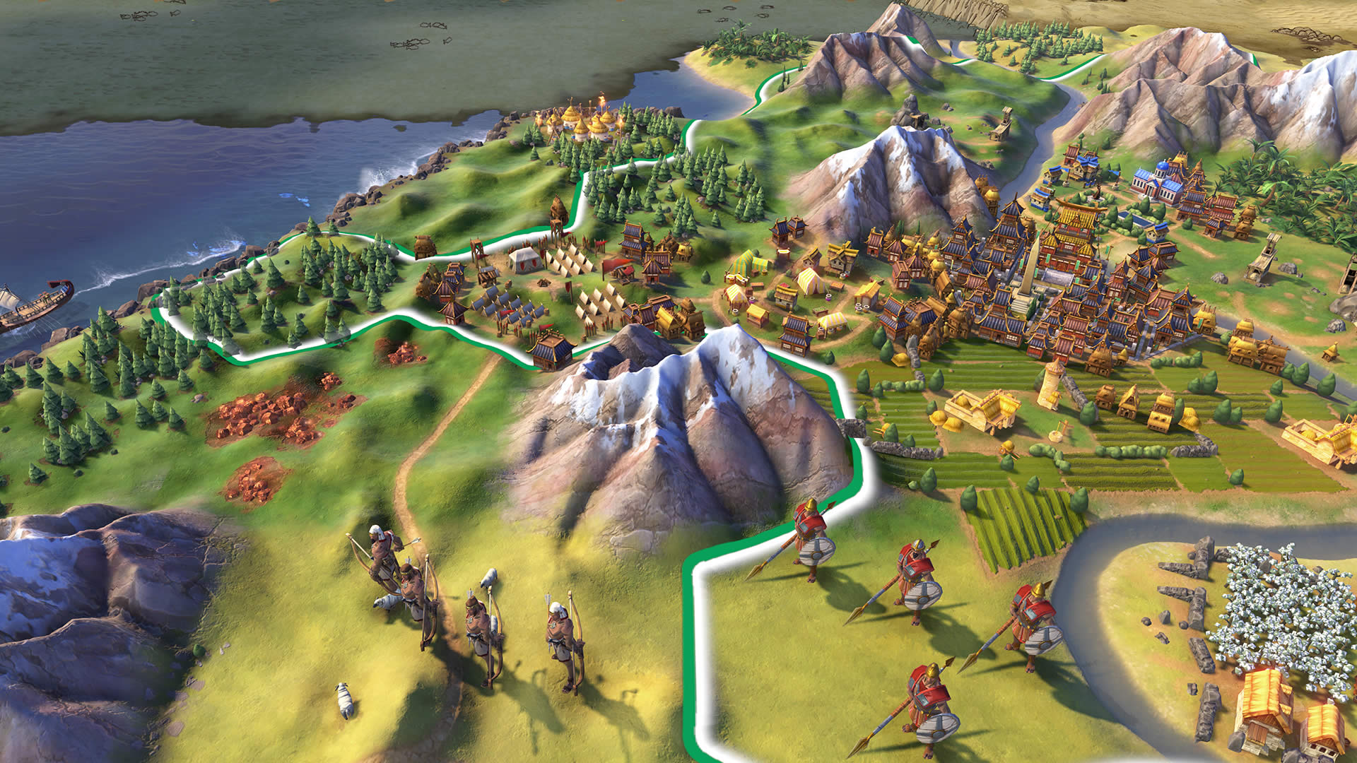 Tagged with 2k games civilization 6 firaxis games pc