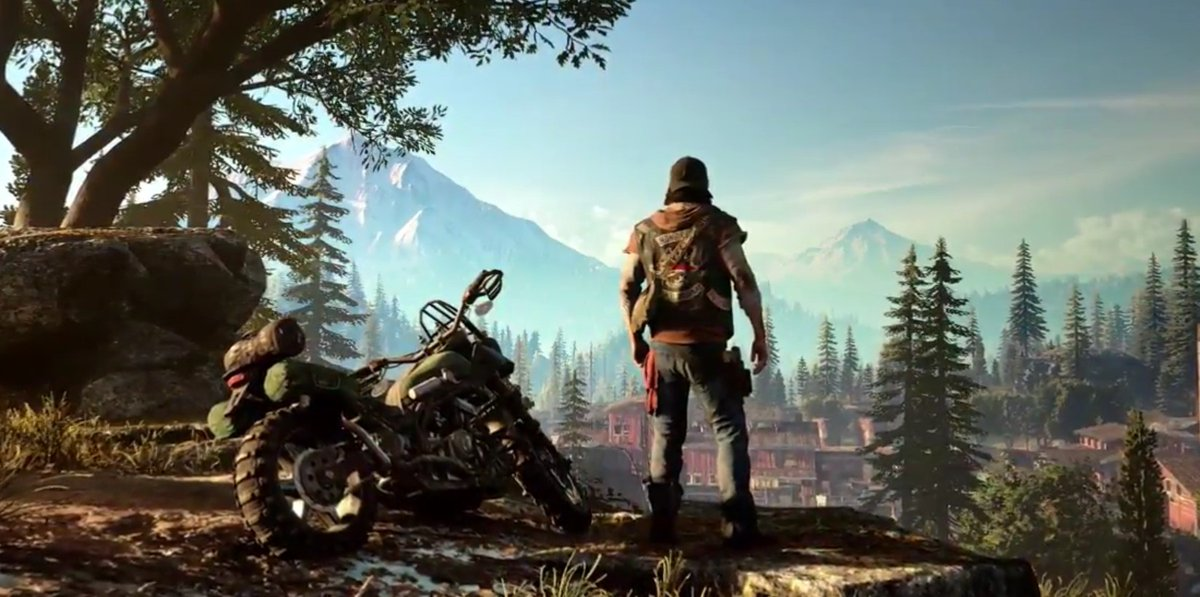 Days Gone Uses A Modified Unreal Engine 4, Features A 'Very Strong