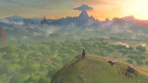 The Legend of Zelda: Breath of the Wild Continues To Look Great As Always In These 40 Minutes Of Gameplay Footage