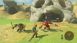 The Legend of Zelda: Breath of the Wild Gets a 5 Minute Gameplay Showing At The Game Awards