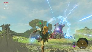 The Legend of Zelda: Breath of the Wild New Video Shows Off Some Of The Weapons In The Game