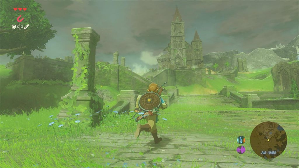 legend of zelda breath of the wild
