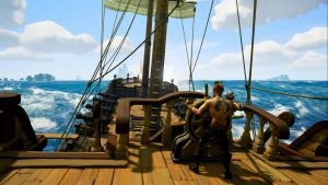 Sea of Thieves New Video Plays Up Windows 10 Version, Shows Game Running On 21:9 Screen