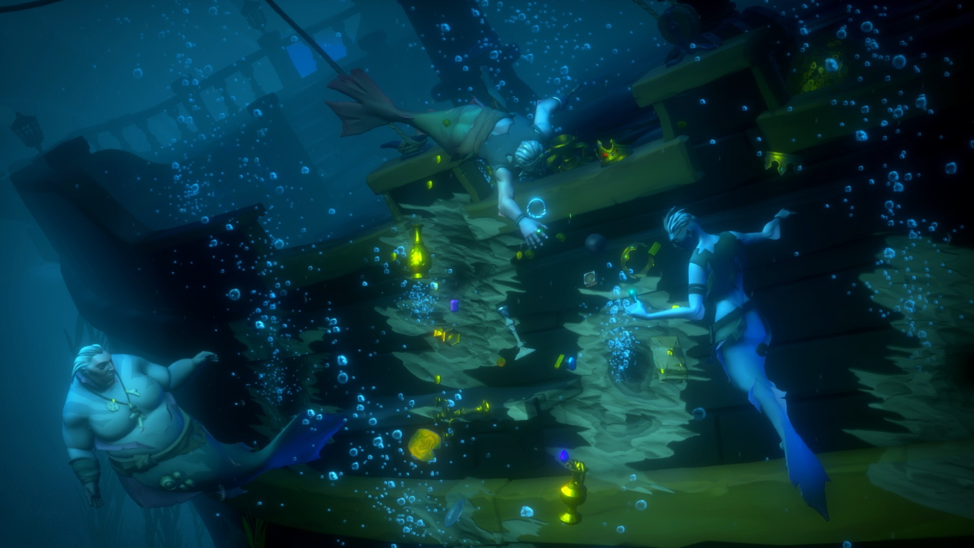 Sea of Thieves Looks Charming As Heck In These New Screenshots « Video Game News, Reviews ...