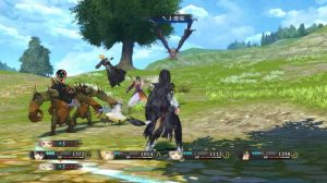 Tales of Berseria New English Gameplay Footage Revealed