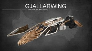 Destiny Rise of Iron Pre-Order Nets Iron Gjallarwing Sparrow