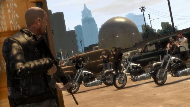 GTA Online_Biker DLC