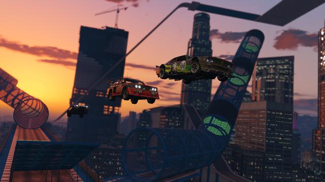 GTA Online_Cunning Stunts