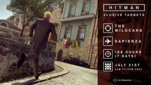 Hitman's Next Elusive Target is Gary Busey, Starts July 21st