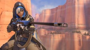 Overwatch PC Update is Live: Adds Ana, Hero Balance Changes and More
