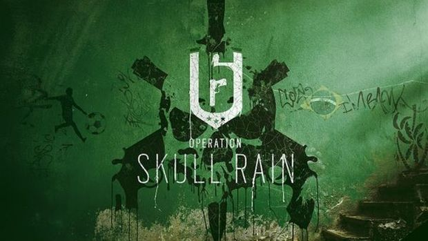 Rainbow Six Siege Operation Skull Rain