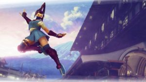 Street Fighter 5 New Video Introduces Newcomer Kolin