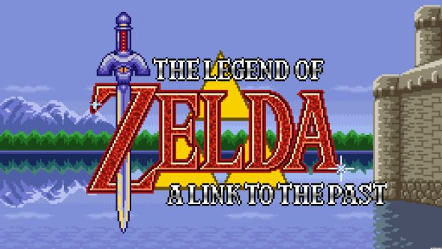 The Legend of Zelda_A Link to the Past