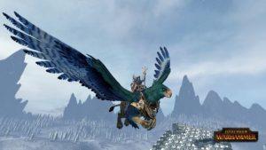 Total War: Warhammer Receiving Free Hero, Mount and Custom Maps