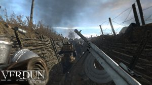 Verdun Now Available on PS4, Launch Trailer Showcases Realistic Combat