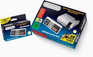 Nintendo's NES Mini Tops Amazon UK's PC & Video Game Charts