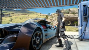 Final Fantasy 15 Info Blowout: New Characters, Shops, Dialogue And More