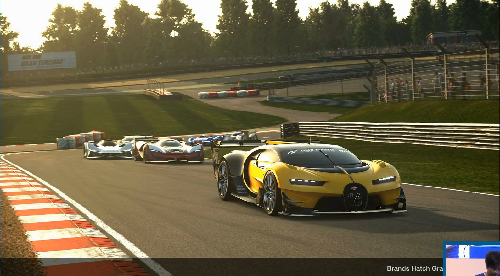 Gran Turismo Sport Matchmaking System, Campaign Mode Detailed