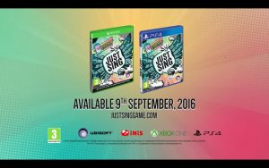 Just Sing Announced For PS4 and Xbox One By Ubisoft