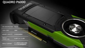 Nvidia Announces The Quadro P6000