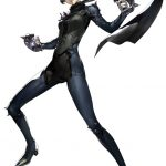 persona 5 character render