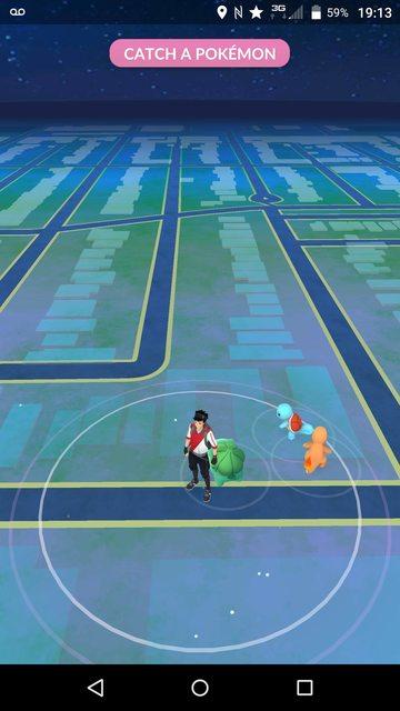 pokemon go starter