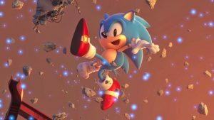 Sonic Forces New Video Shows Off Classic Sonic In The Green Hill Zone