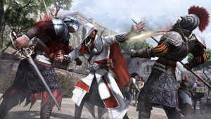 Assassin's Creed Ezio Trilogy Rated by Korean Game Rating Board