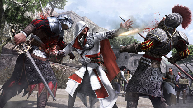 Assassin S Creed Ezio Trilogy Rated By Korean Game Rating Board