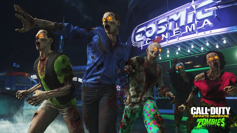 Call of Duty Infinite Warfare Zombies (5)