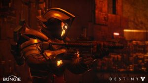 Destiny Rise of Iron Footage Delves Into Archon's Forge