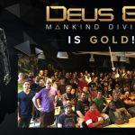 Deus Ex Mankind Divided Goes Gold